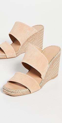 Vince - Garlin Wedge Sandals