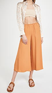 Vince Drapey Pull On Culottes