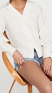 Vince Fitted Blouse