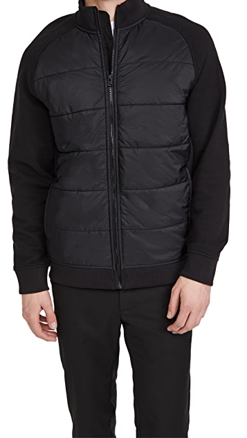 Vince Quilted Jacket