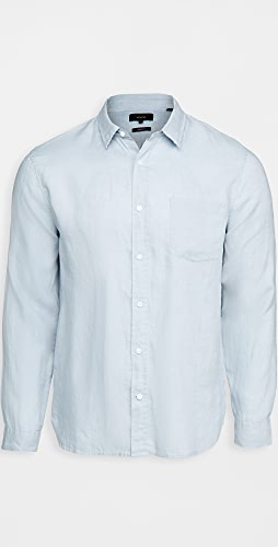 Vince - Linen Long Sleeve Shirt