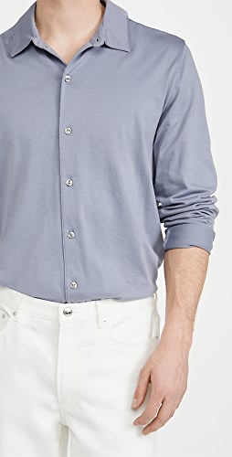 Vince - Long Sleeve Button Down Shirt