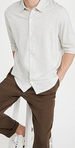 Vince - Long Sleeve Button Down Shirt
