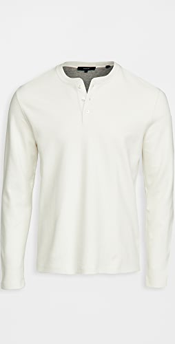 Vince - Double Knit Henley