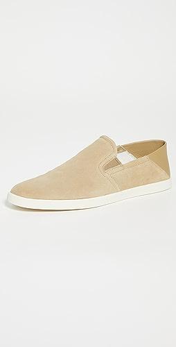 Vince - Sanders Soft Back Slip On Sneakers