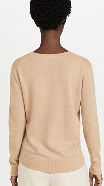 Vince Weekend V Neck Sweater