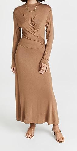 Vince - Draped Dress