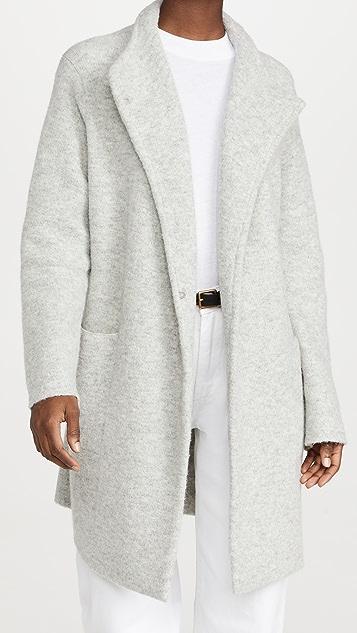 Vince Clean Edge Cardigan Coat