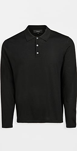 Vince - Merino Polo Shirt