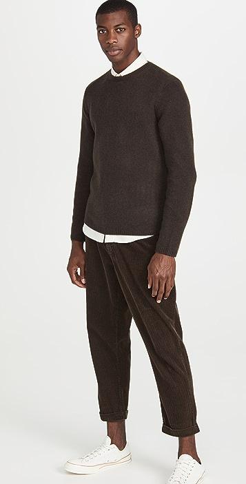 Vince Long Sleeve Crewneck Pullover