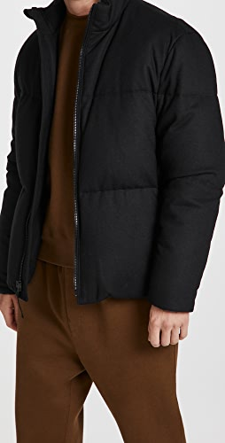 Vince - Cozy Wool Down Puffer
