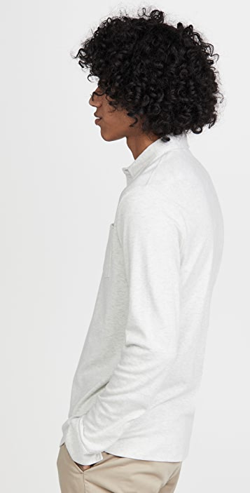 Vince Refined Polo