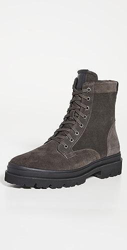Vince - Raider Combat Boots