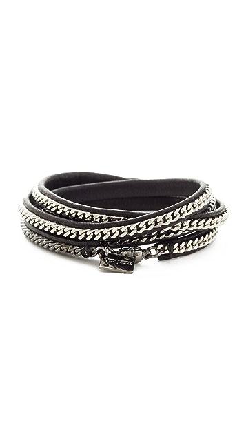 Vita Fede Capri 5 Wrap Bracelet