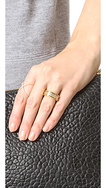 Vita Fede Audra Crystal Ring