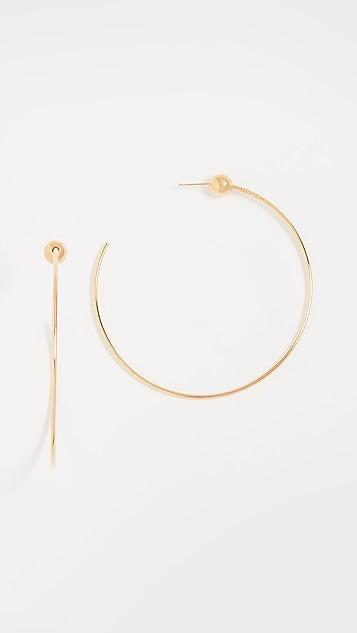 vita fede sfera hoop earring shopbop