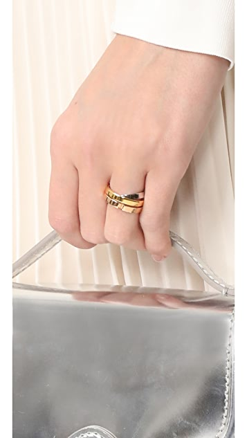 Vita Fede Tre Cassio Ring