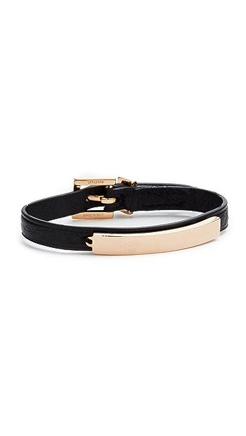 Vita Fede Aria Pelle Bracelet