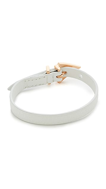 Vita Fede Mini Titan Pelle Bracelet