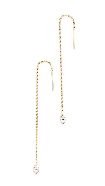 ce2c9310a54374 Vita Fede Long Asteria Threader Earrings   SHOPBOP