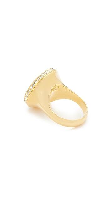Vita Fede Insignia Crystal Ring
