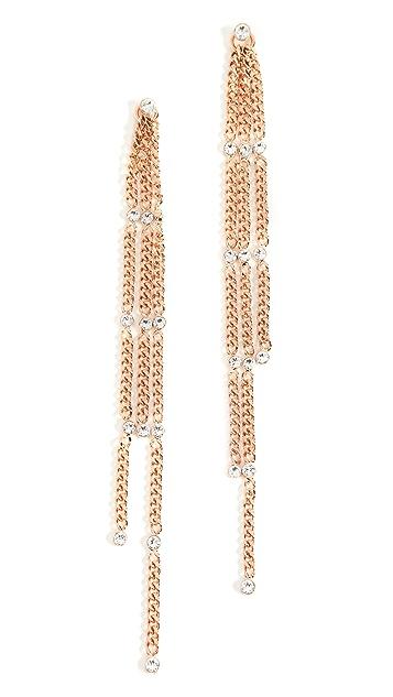 Vita Fede Stella Solitaire Earrings