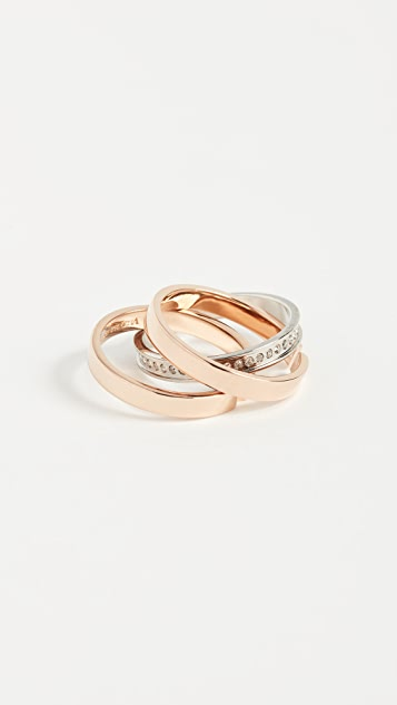 Vita Fede Cassio Pave Ring
