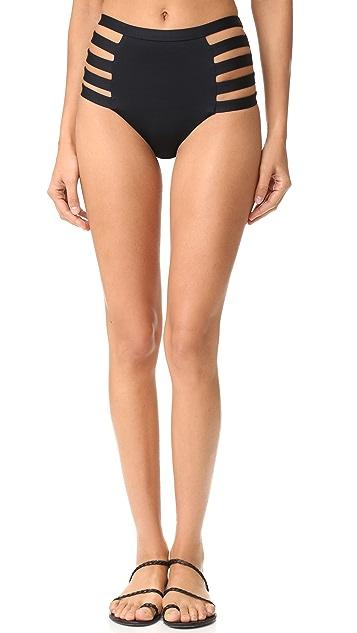 Vitamin A Neutra High Waist Bikini Bottoms