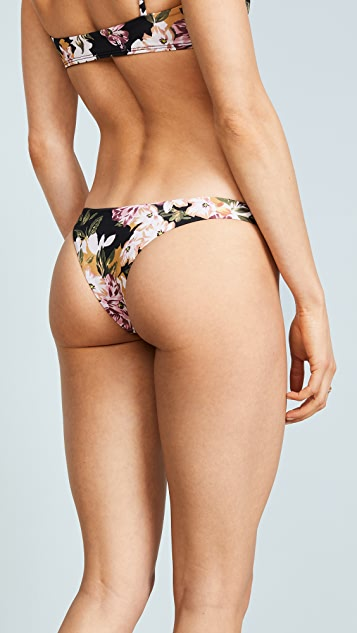Vitamin A Reversible Rosie Bikini Bottoms