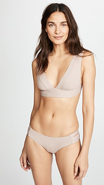 Vitamin A Emelia Triple Strap Bottoms