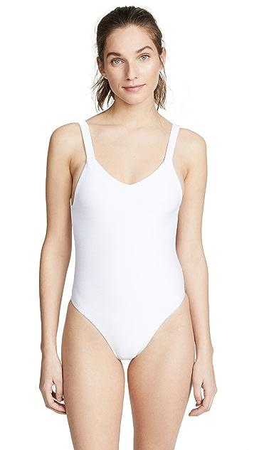 Vitamin A x Lauren Bushnell Leah Bodysuit
