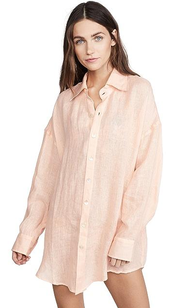 Vitamin A Playa Shirt Dress
