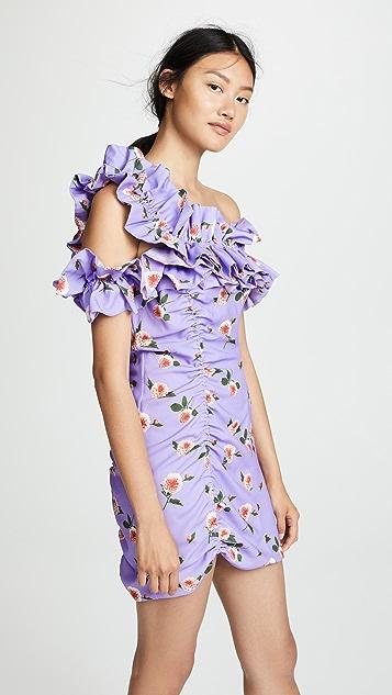 Viva Aviva Sonata Ruffle Dress