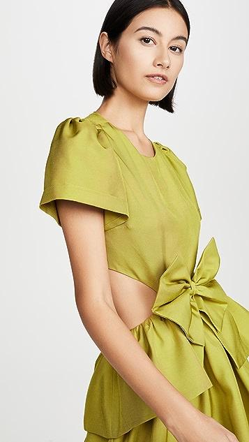 Viva Aviva Платье с открытой спиной Bonanza
