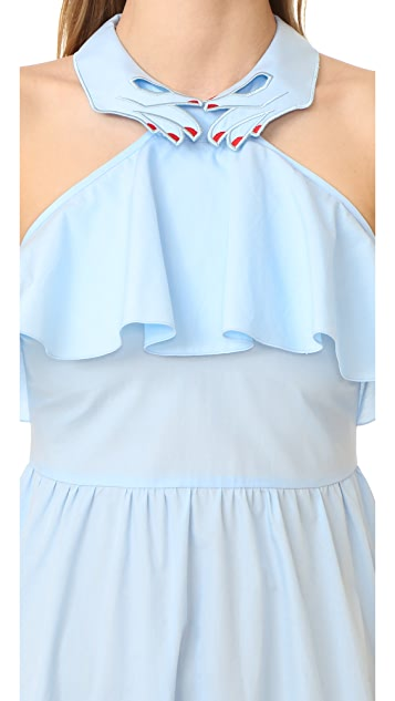 Vivetta Ruffle Dress