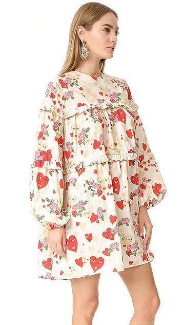 Vivetta Heart Dress