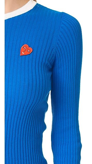 Vivetta Heart Sweater