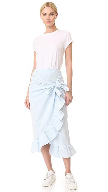 Vivetta Wrap Skirt