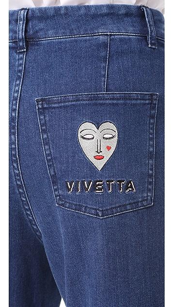 Vivetta Nuovo Messico Jeans