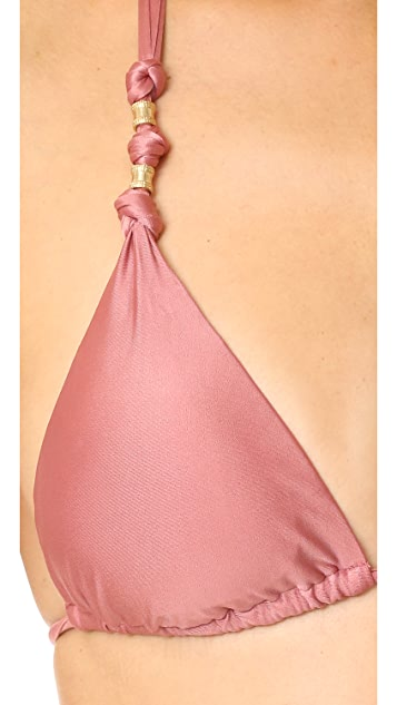 ViX Swimwear Duchesse Paula Bikini Top