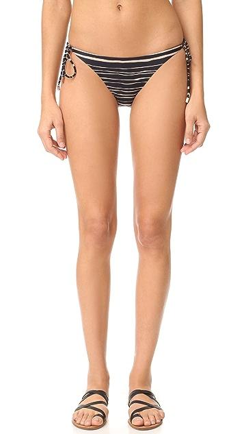 ViX Swimwear Lanai Tie Side Bikini Bottoms