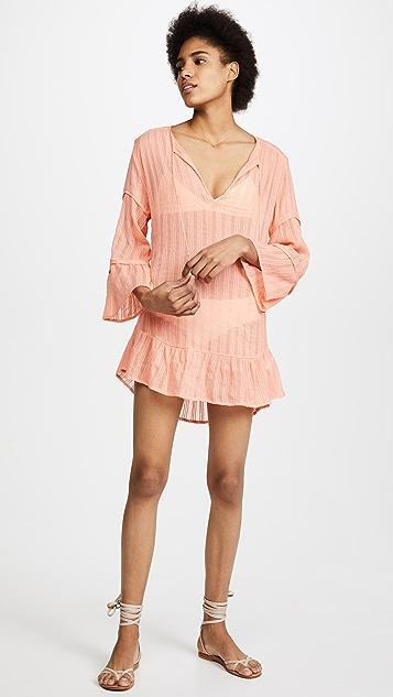 ViX Swimwear Bellini Ruffle Tunic