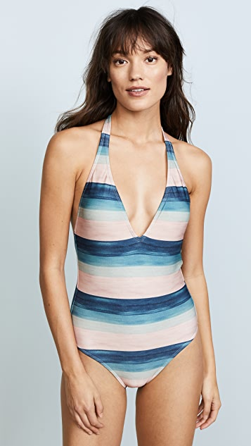ViX Swimwear Mani Ice One Piece