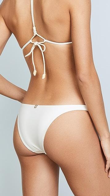ViX Swimwear Julie Detail Bottoms