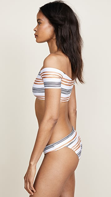 ViX Swimwear Potosi Shoulder Top