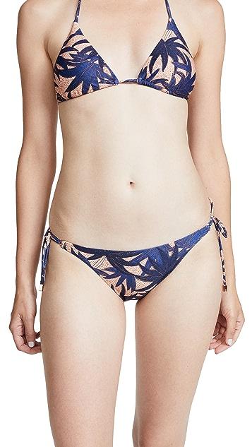 ViX Swimwear Paradise Tie Side Bottoms