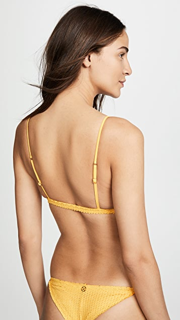 ViX Swimwear Fixed Triangle Top