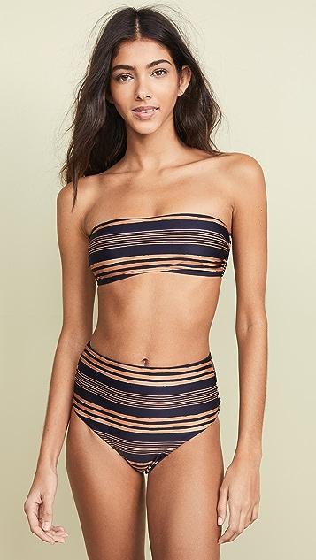 ViX Swimwear Isabela Bandeau Bikini Top