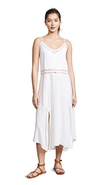 ViX Swimwear Deana Long Dress