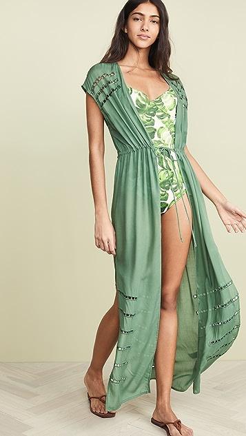 Pamela Caftan by Vi X Swimwear